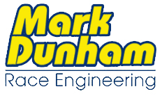 Mark Dunham Race Engineering logo